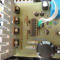 Digital Class D Amplifier Circuit TAS5706A PCM1850A ATmega128 tas5706a class d pcb 120x120