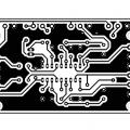 TDA1524 Preamp Tone Control Circuit tda1524 pcb bot 120x120