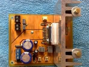 TDA8929T TDA8927J Class D Amplifier Circuit Project
