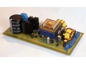 TOP261 Amplifier Power Supply Class D Smps