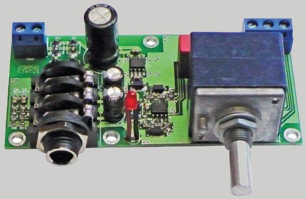 32Ω 100Ω Headphone Amplifier with AD8532 audio amplifier circuits ad8532 circuit headphone amplifier with ad8532