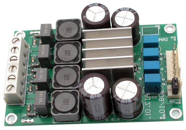 Class D Amplifier Circuit 2X50W TPA3116 class d amplifier circuit tpa3116 circuit