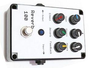 Reverb Effect Circuit PT2399 Guitar effects