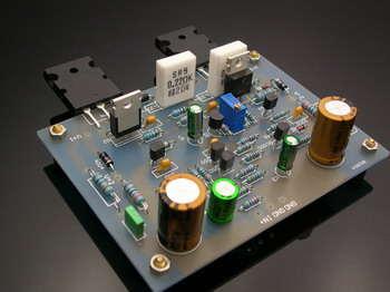 100W Hifi Amplifier Circuit
