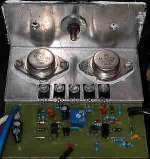 100 Watt Hifi Amplifier Circuit  and  5-Band Equalizer