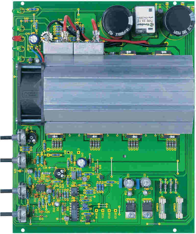 Adjustable Power Supply Circuits Archive