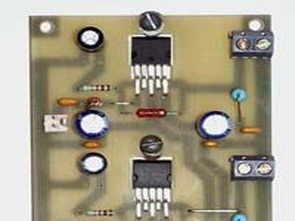 TDA2050 32W amp (LM1875 TDA2030A pcb  compatible)
