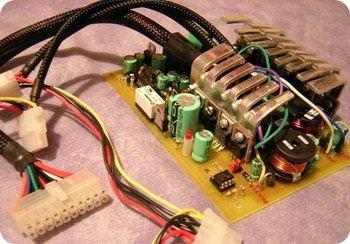 Computer to run on 12 volts Car PC