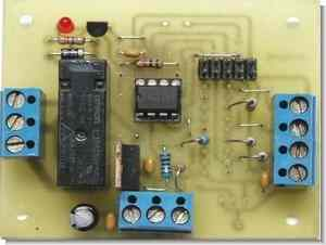 PIC12F675 PC Programmable Security System