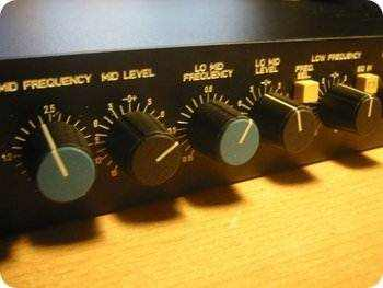 Microphone Preamp Equalizer Circuit Channelstrip