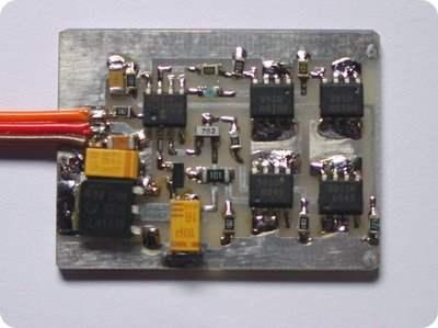 Bridge Bidirectional DC Motor Speed Control PWM  PIC12F629