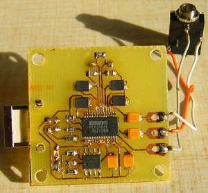 USB Port Audio Output