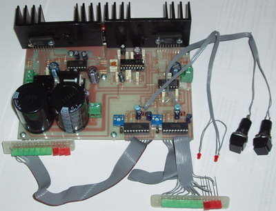 2X50W  Full Stereo Amplifier Circuit with TDA1514