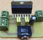 TDA7377 Amplifier Circuit  (12V Stereo 30W)