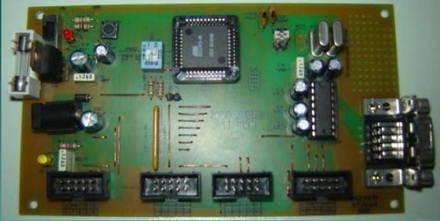 AT89C51 Square Wave Signal Generator