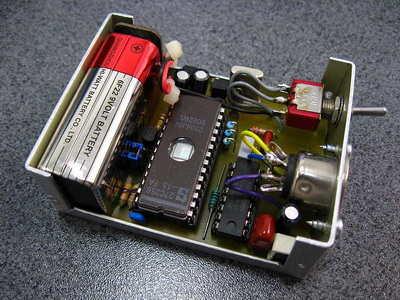 27C128  Frequency Generators