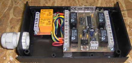 MC145026 and MC145027 Control Relay Control