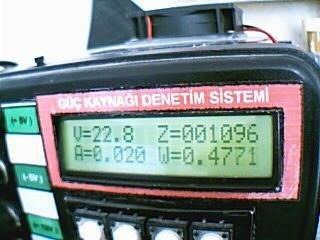 0-30V DC Voltage Current Power Monitor