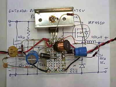 3A 5V Switching Regulator