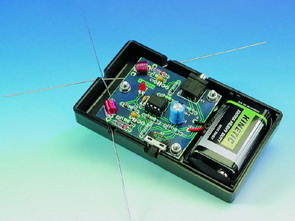 GSM Cell Phone Detector Circuit