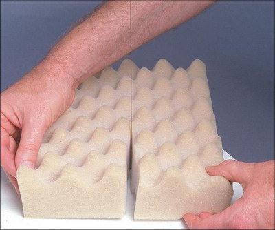 Simple Sponge Foam Cutting Machine