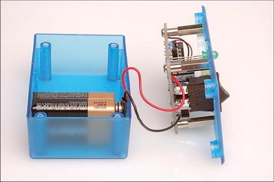 PIC16F628  Microcontroller Heart Beat Control Circuit