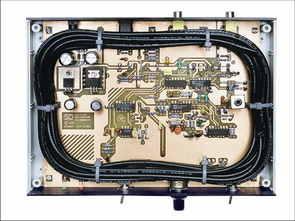 Video Enhancer Circuit with TDA9181 Comb Filter