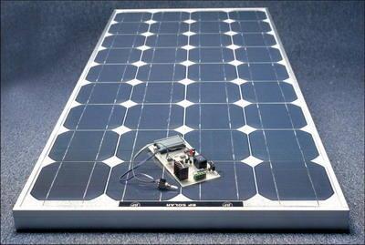 12V 24V Solar Panel Regulator  LCD Display