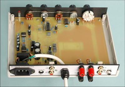 Subwoofer Control Circuit
