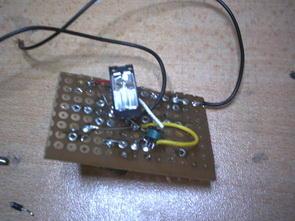 Photo Flash  220V Flasher Circuit