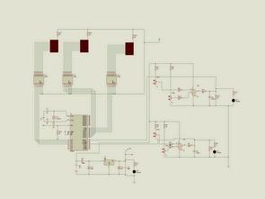 LED Display Speed Meter Circuit with AT89C51