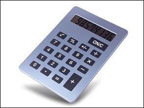8051 Calculator Circuit