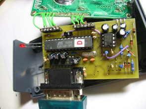 ATmega168 Java GUI Interface  NIMH Charge Circuit