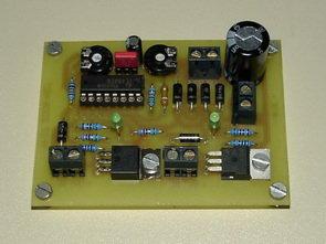 TL494 PWM Motor Control - Electronics Projects Circuits