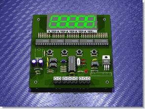 PIC16F628 Multi-Mode Encoder, Counter Circuits CCS C