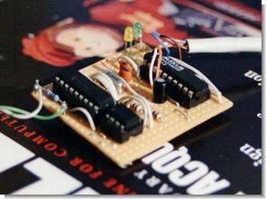 PIC16F84  Simple PICmicro Web Server