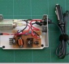 12V to 24V Step-up DC DC Converter Circuit LM2588ADJ