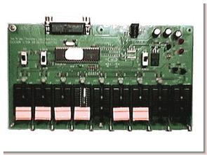 PIC16F84 Multiple Programming Circuit