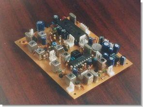 Amateur Radio SSB VFO PLL Transceiver Receiver Circuits
