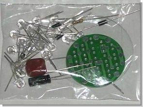 Transformerless Energy Saving LED  Lamp 220V White LEDs