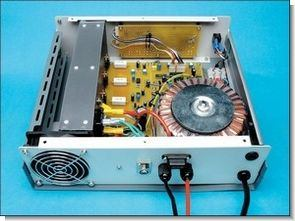 PIC16F628A with Fast Battery Charge System (12V-6V Batteries)