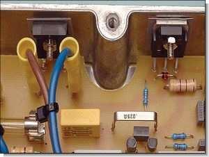 IGBT 10A  PWM 230V Motor Speed Control Circuit