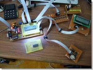 Multi-Purpose Picmicro Test Boards