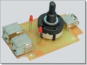 USB Printer Sharing Switch Circuit