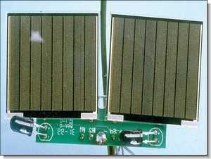 Solar Tracking Project TLC27L2 MC34164 Motor Control Circuit