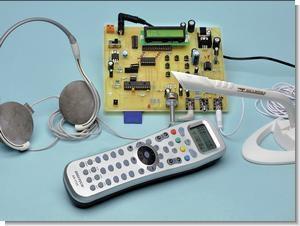 dSPIC Wav Recorder Wav Player Project