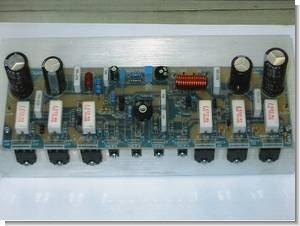 250W Amplifier Circuit Modfet 2SJ162 2SK1058
