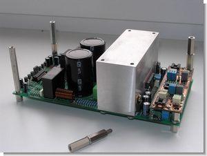 LM4780 Gainclone Amplifier Circuit Speaker Protection