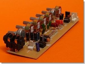 Quality Microphone, Guitar Preamplifier Circuits