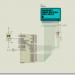 PIC16F877 LM35DZ Graphic LCD Temperature Meter  Proton ide